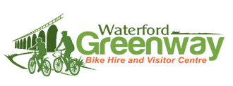 waterford greenway hub bike hire logo